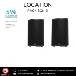 Location PACK SON 2