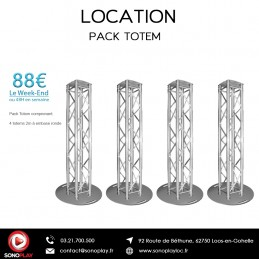 Location PACK TOTEM