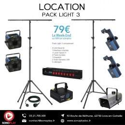 Location PACK LIGHT 3