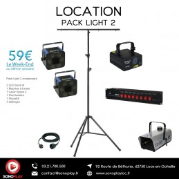 Location PACK LIGHT 2