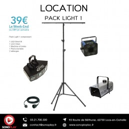 Location PACK LIGHT 1